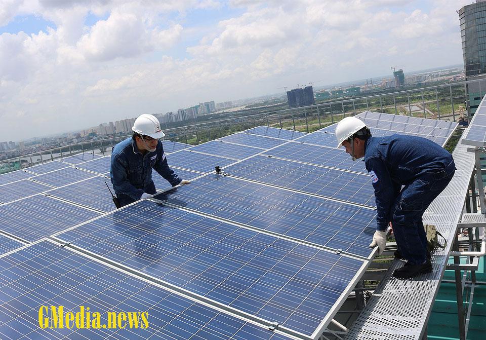 Điện năng lượng mặt trời Bình Dương
