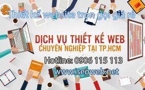 Top 10 công ty thiết kế website chuyên nghiệp uy tín tại TPHCM