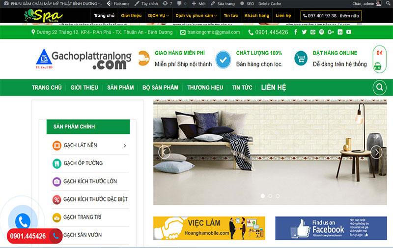 TOP Thiết Kế Website tại Biên Hòa Chuẩn SEO giá Rẻ - NHANH TOP