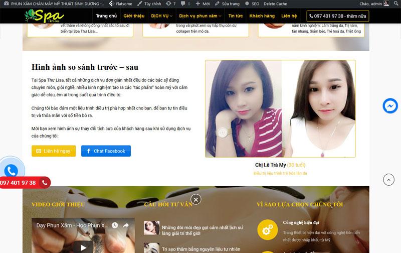 Thiết kế website chuyên nghiệp tại Biên Hòa