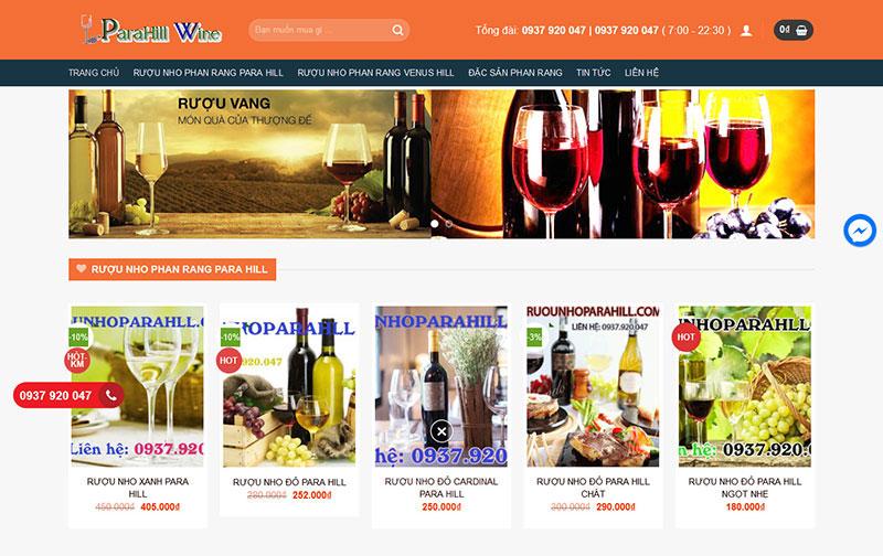 Thiết Kế Website - Quản trị - SEO Web - Nha Trang