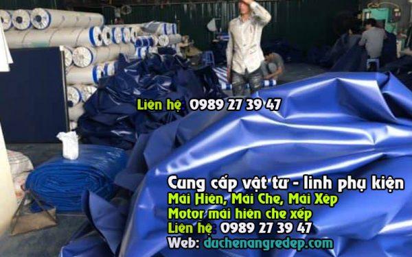 Cung Cấp Bạt Che Nắng Mưa Ngoài Trời TPHCM Giá Rẻ, Bạt Mái Che HCM Bình Dương